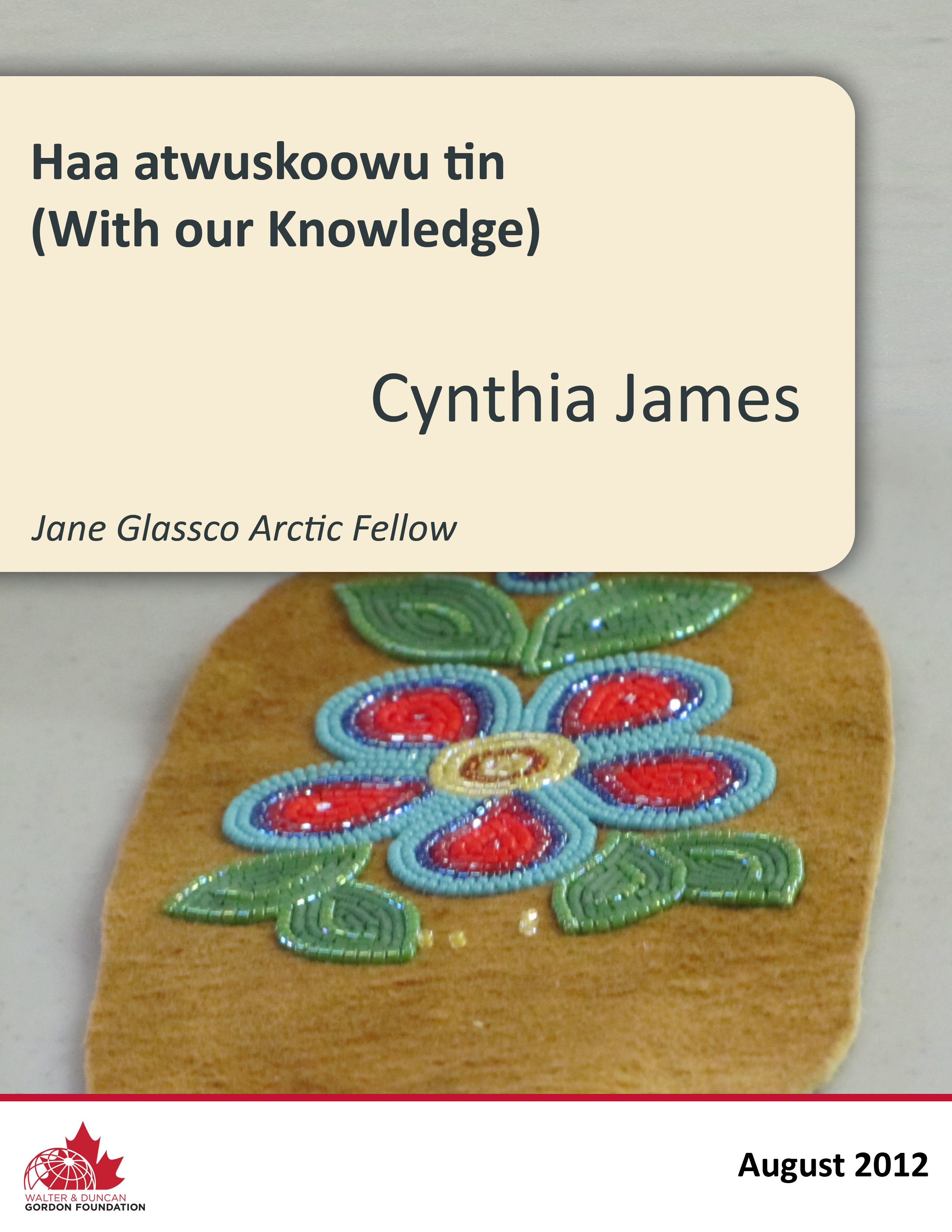 JGNF_2012_Cynthia_WithOurKnowledge_FINAL