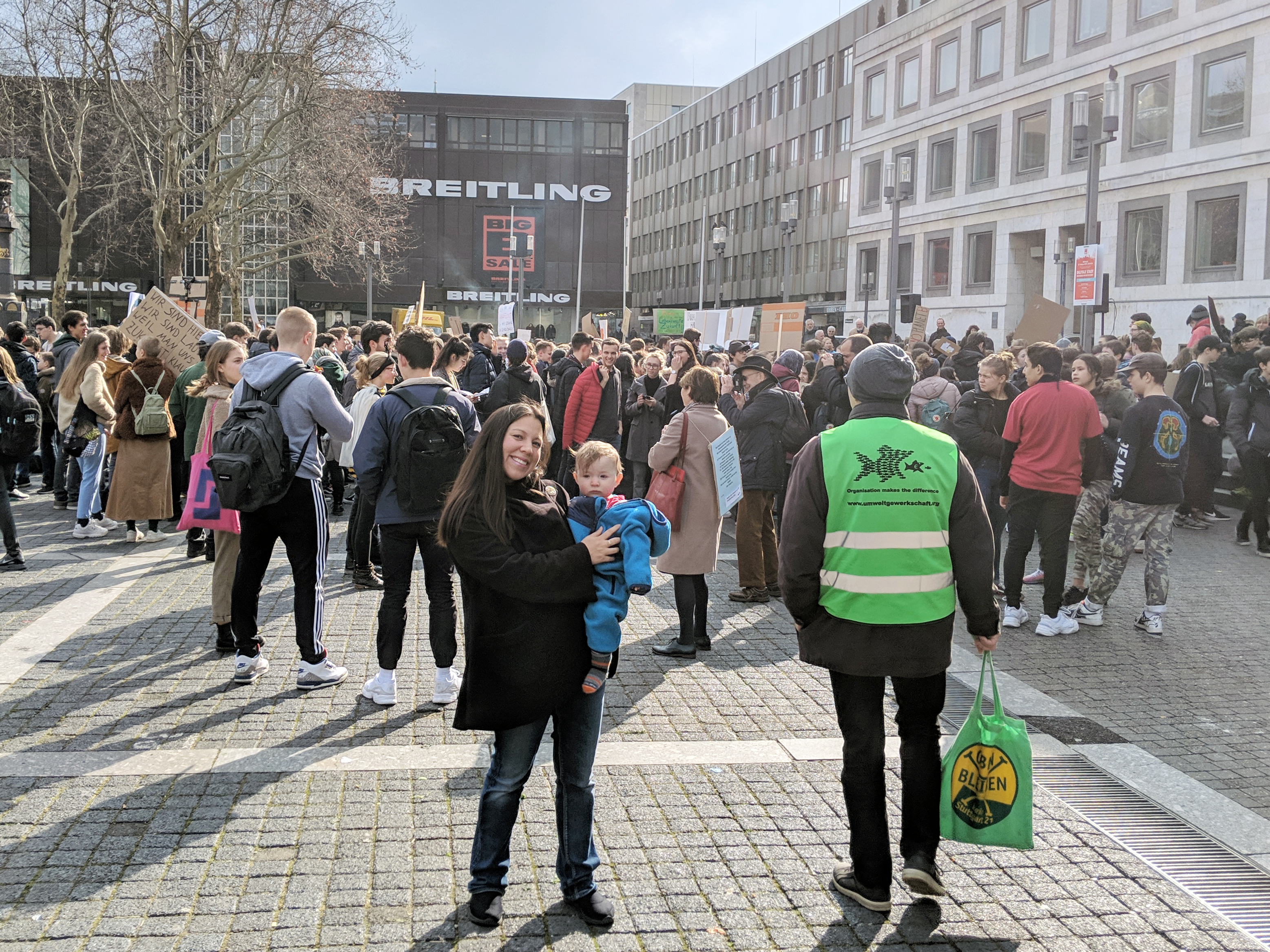 Blog 7_Standing with the youth in Stuttgart