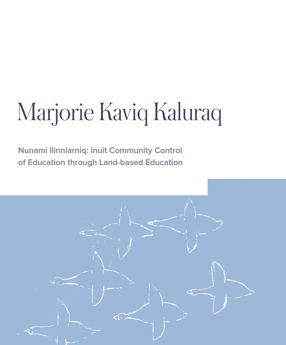 Majorie Kaviq cover